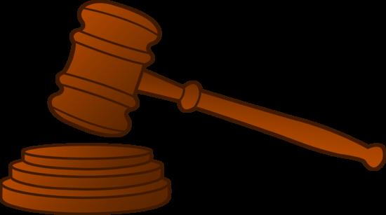 Judge's Gavel Design