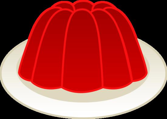 Cherry Gelatin Mold