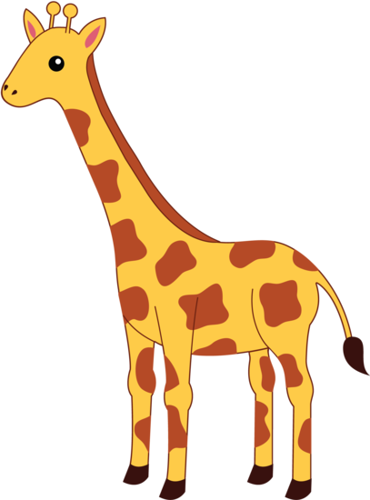 Cute Giraffe Design