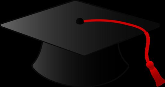 Grad Cap With Tassel