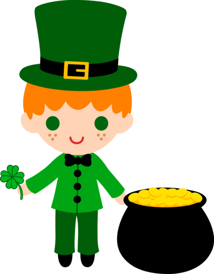 Little Leprechaun Boy