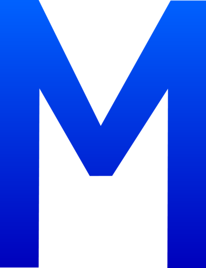 letter m clipart