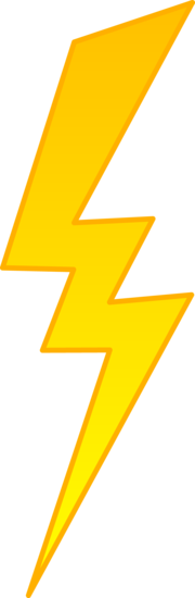 Lightning Bolt Logo Design
