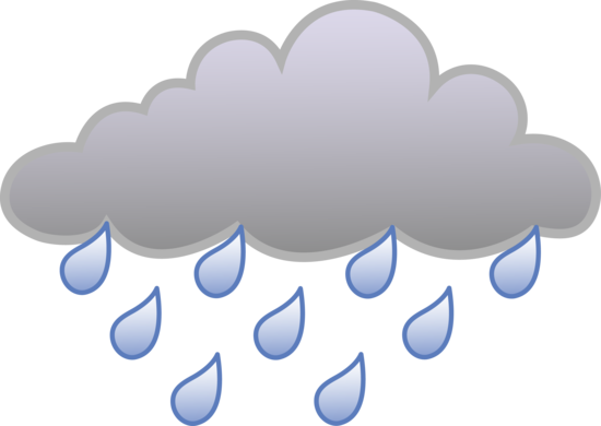 Rainy Weather Symbol