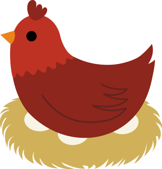 clipart chicken and egg - photo #24