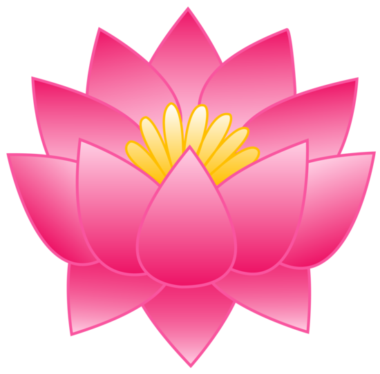Clip Art Lotus Clipart lotus clipart hostted pink flower free clip art