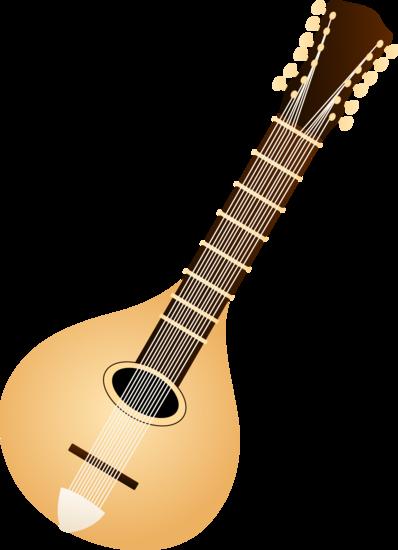 Classic Mandolin Design
