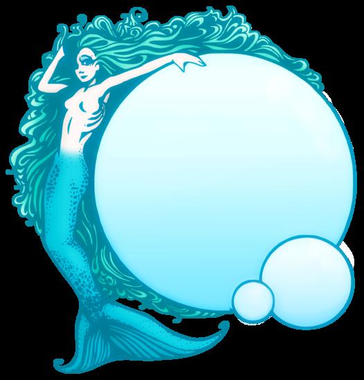 Mermaid Public Domain Clipart
