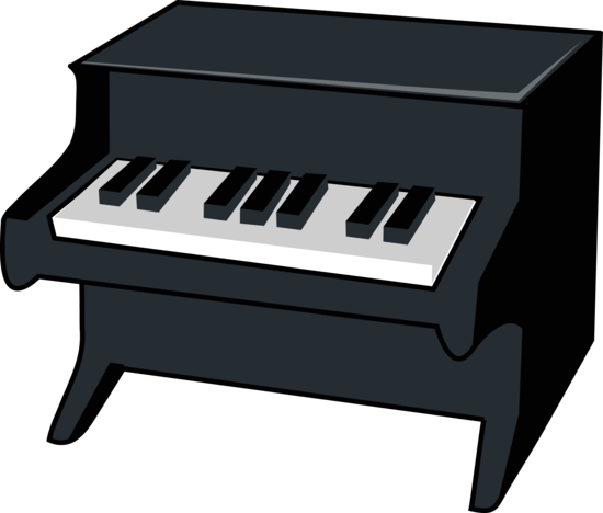Tiny Piano Musical Instrument