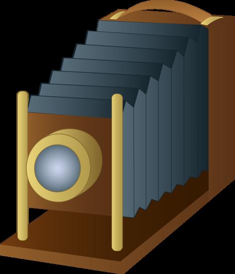 Old Fashioned Camera