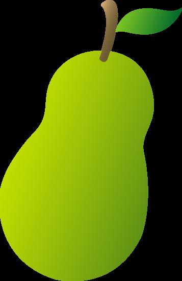 Delicious Green Pear