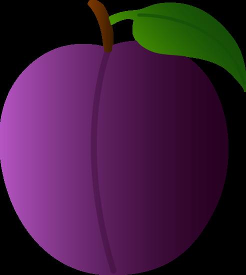 Sweet Purple Plum