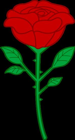 single red rose clip art free clip art rh sweetclipart com rose clip art free download rose clip art free download