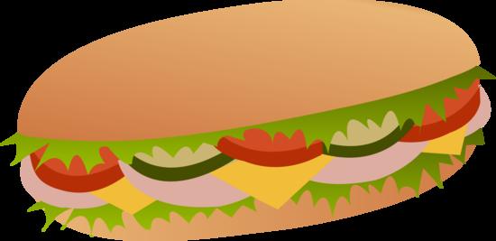 Sub Sandwich Vector Design