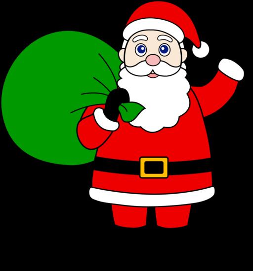 Christmas Santa Claus Clipart