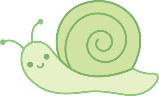 Little Green Snail