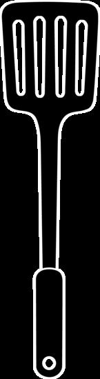Black Spatula