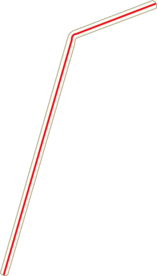 Drinking Straw Free Clip Art