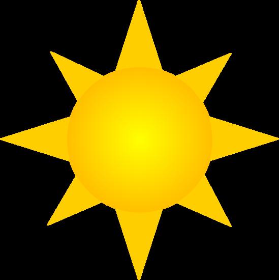 Bright Yellow Sun Design