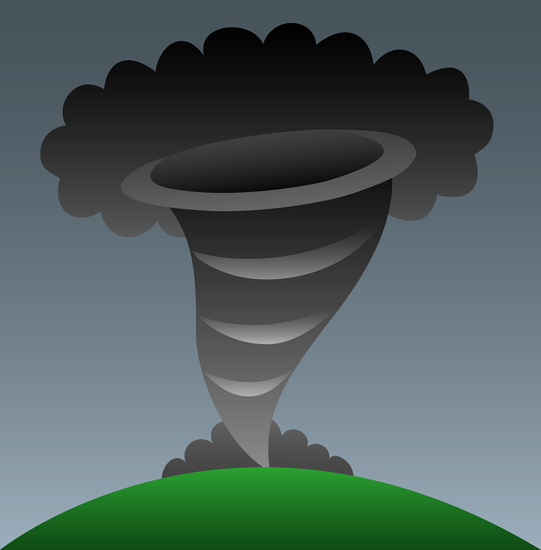 Tornado Illustration