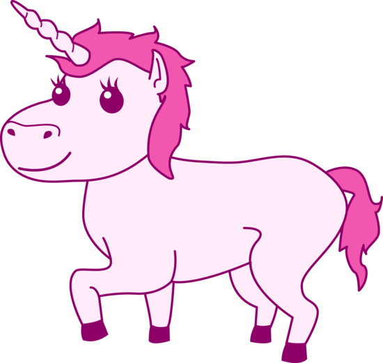 pink unicorn design free clip art rh sweetclipart com Free Unicorn Clip Art Black and White free unicorn clipart images