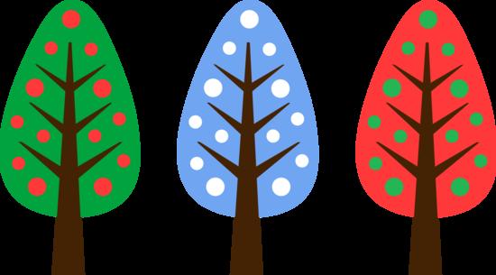 Cute Unique Christmas Tree Designs