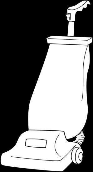 Vacuum Cleaner Line Art - Free Clip Art Vacuum Clipart Black And White