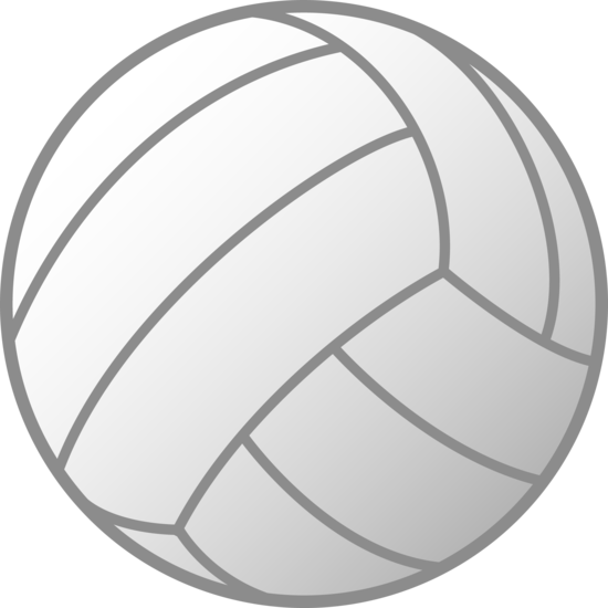 Clipart Volleyball Game