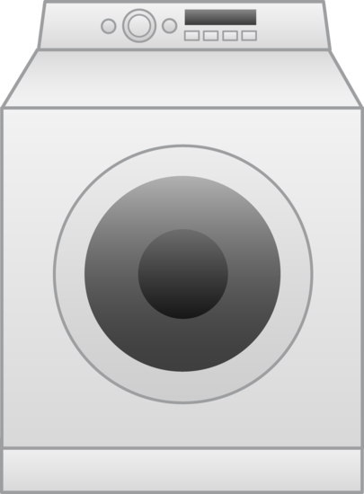 Washing Machine Design - Free Clip Art