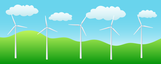 Wind Turbines and Landscape