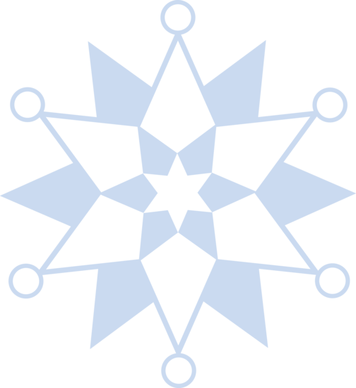 Winter Snowflake Design