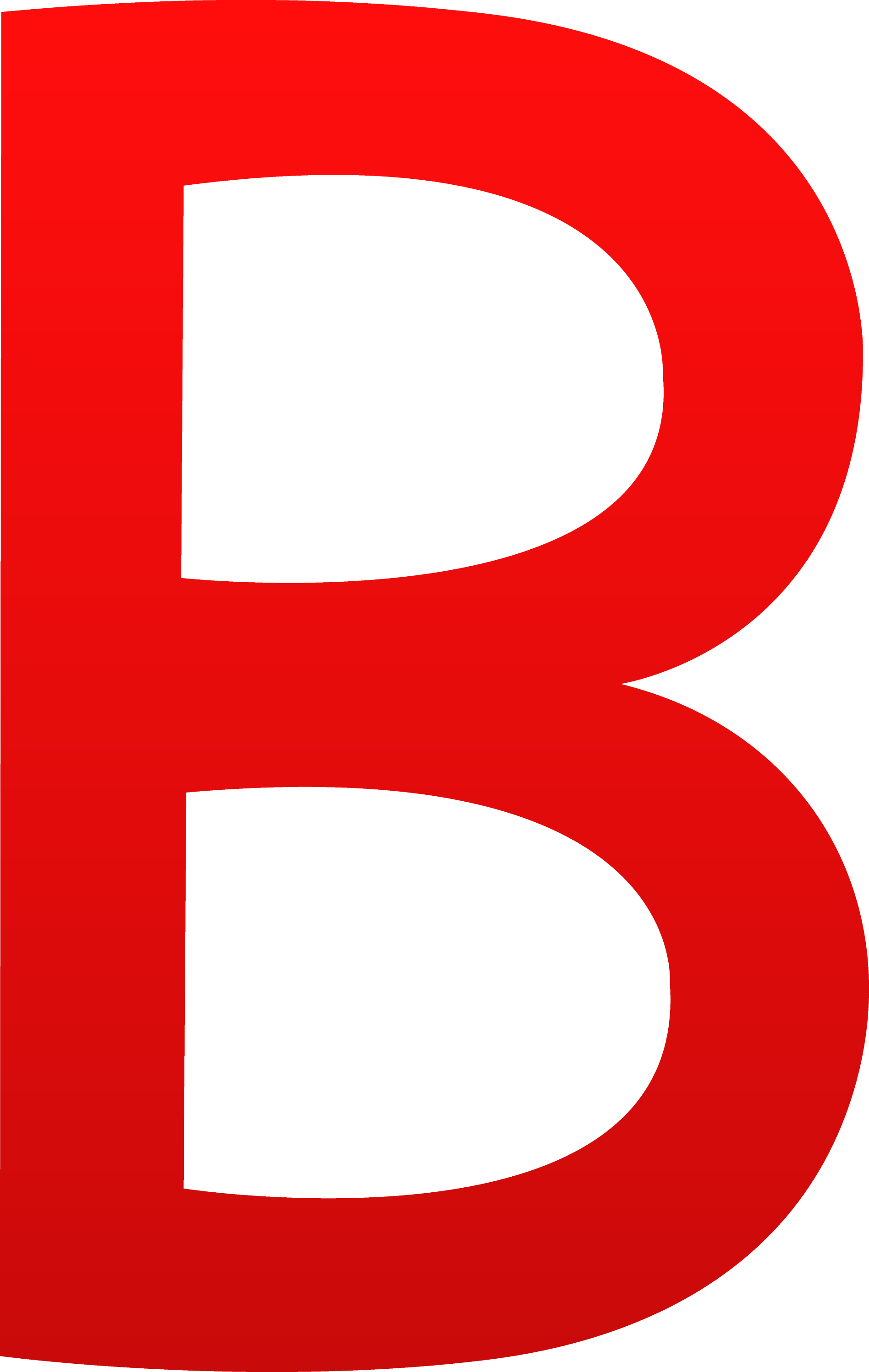The Letter B Free Clip Art