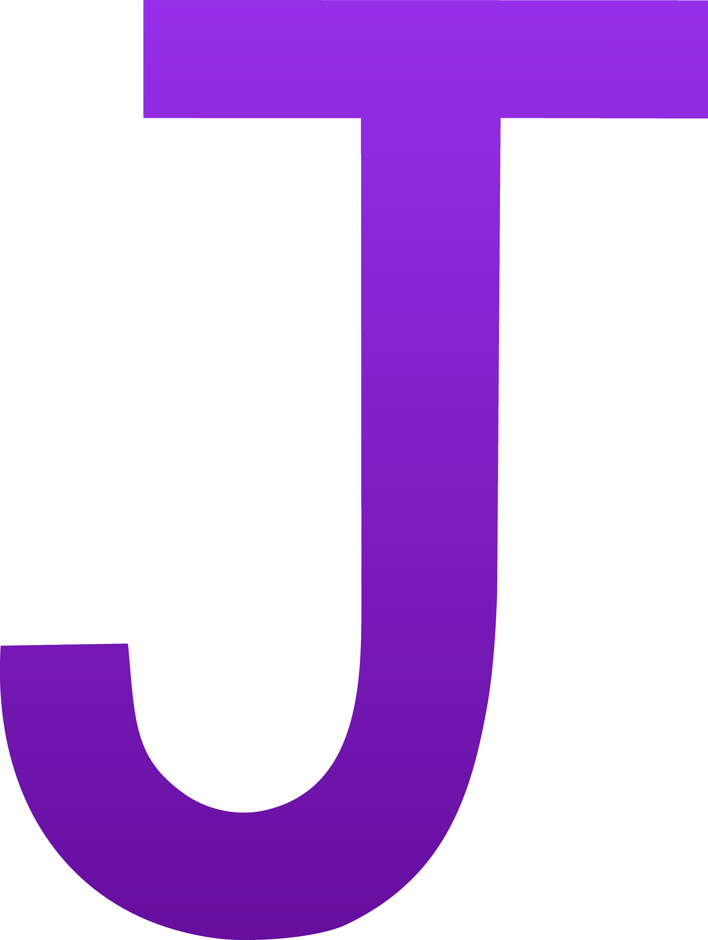 The Letter J - Free Clip Art