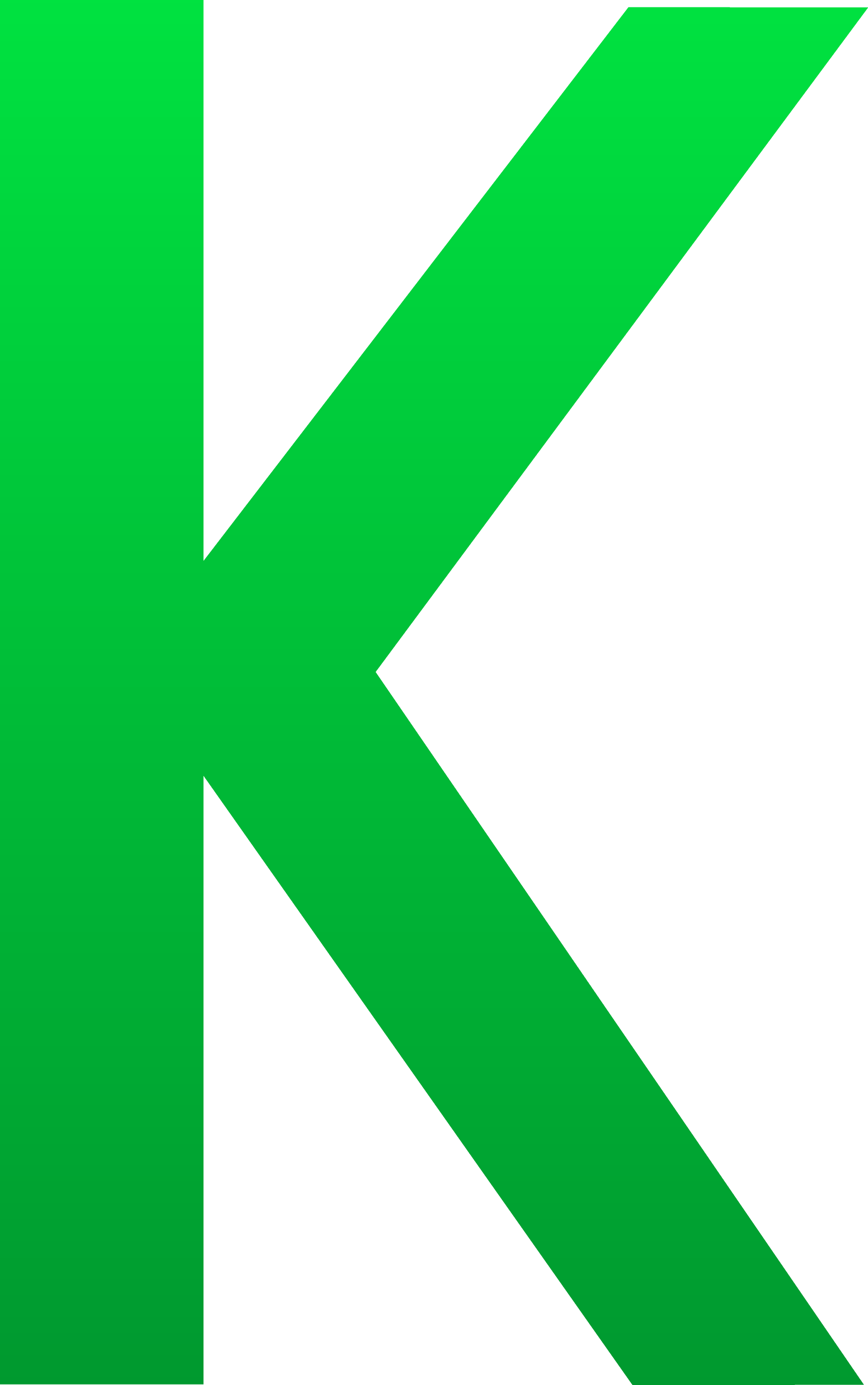 The Letter K - Free Clip Art
