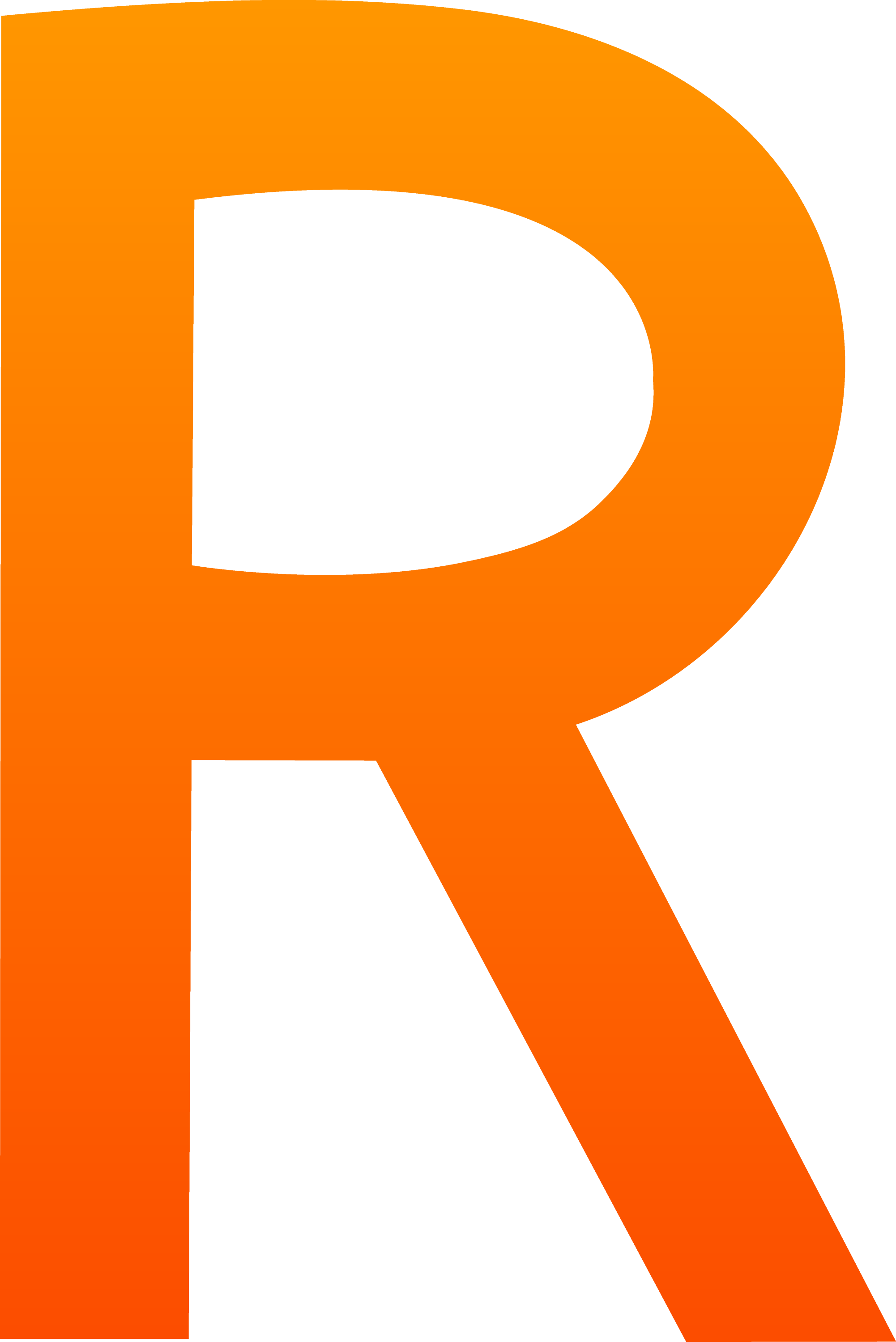 The Letter R - Free Clip Art