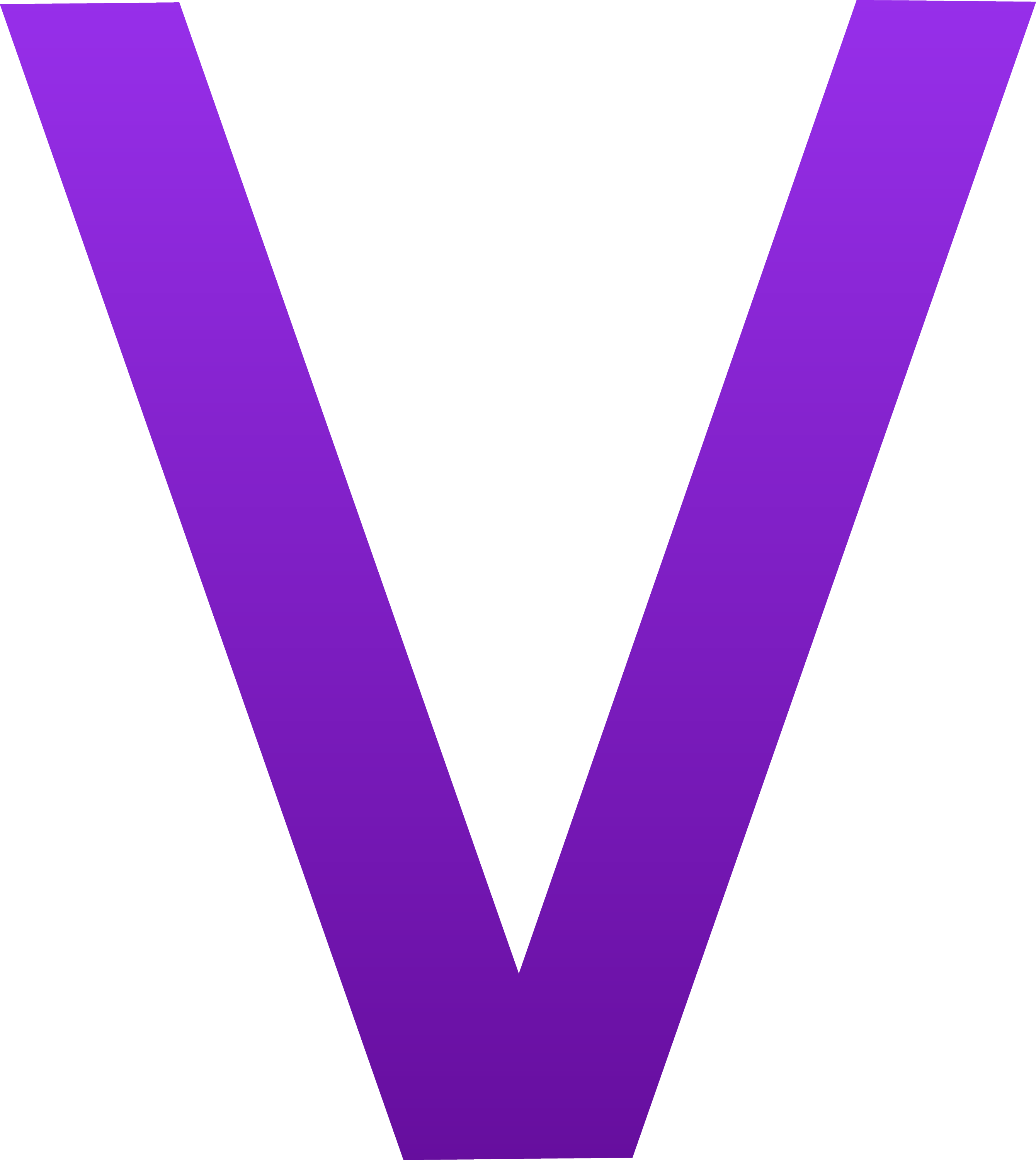 Back > Pix For > The Letter V In Purple