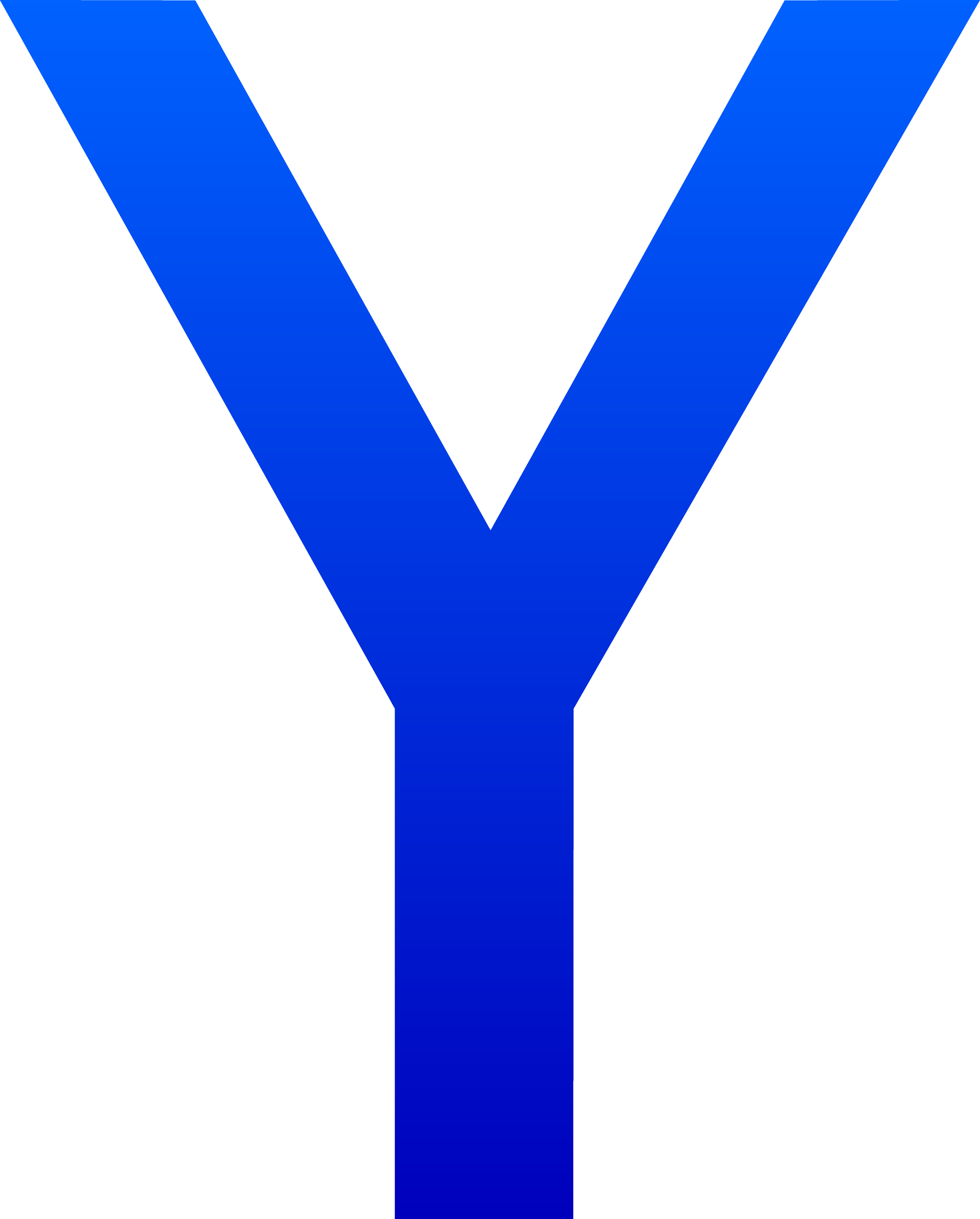 The Letter Y Free Clip Art