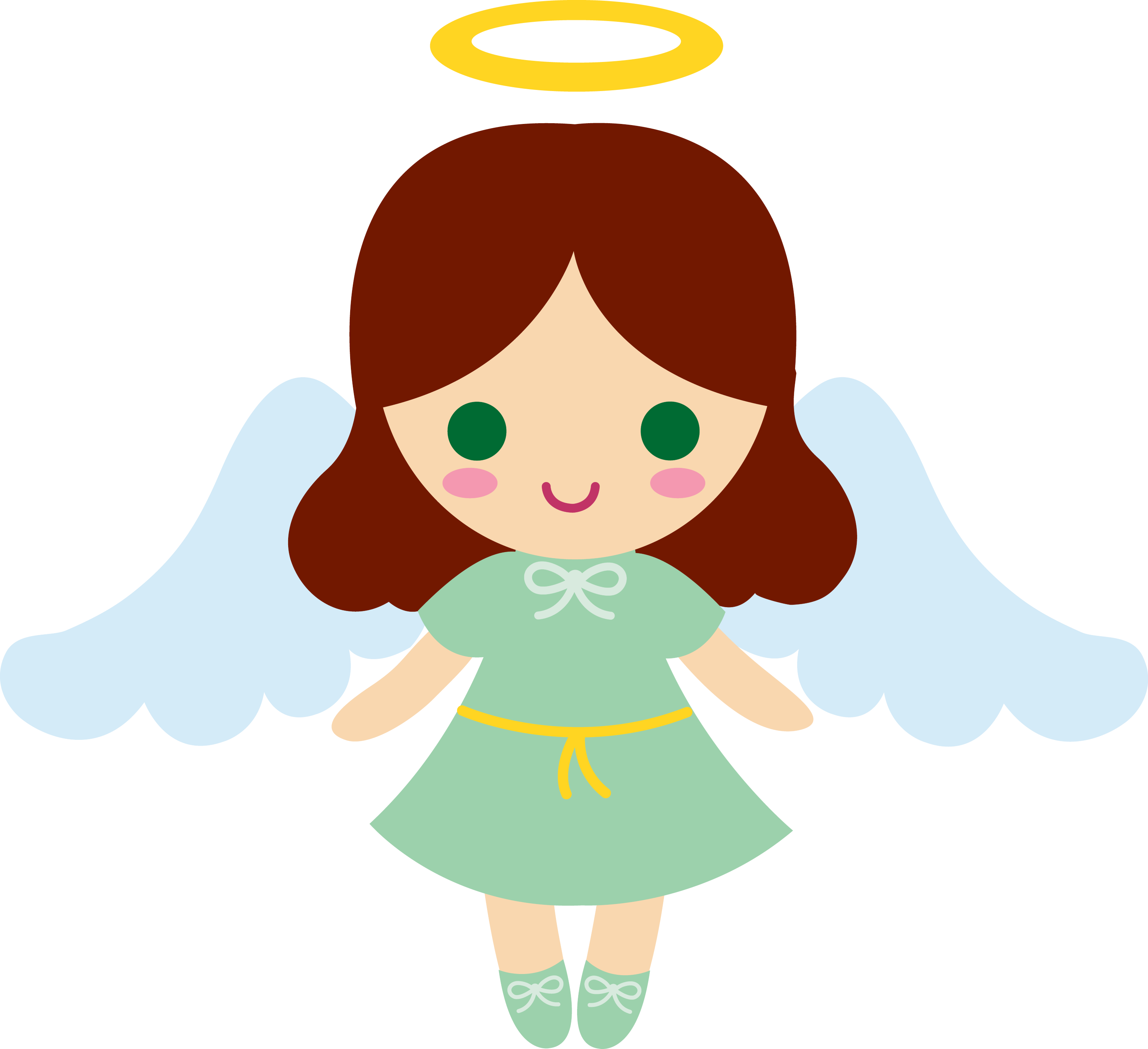 free clipart images of angels - photo #28