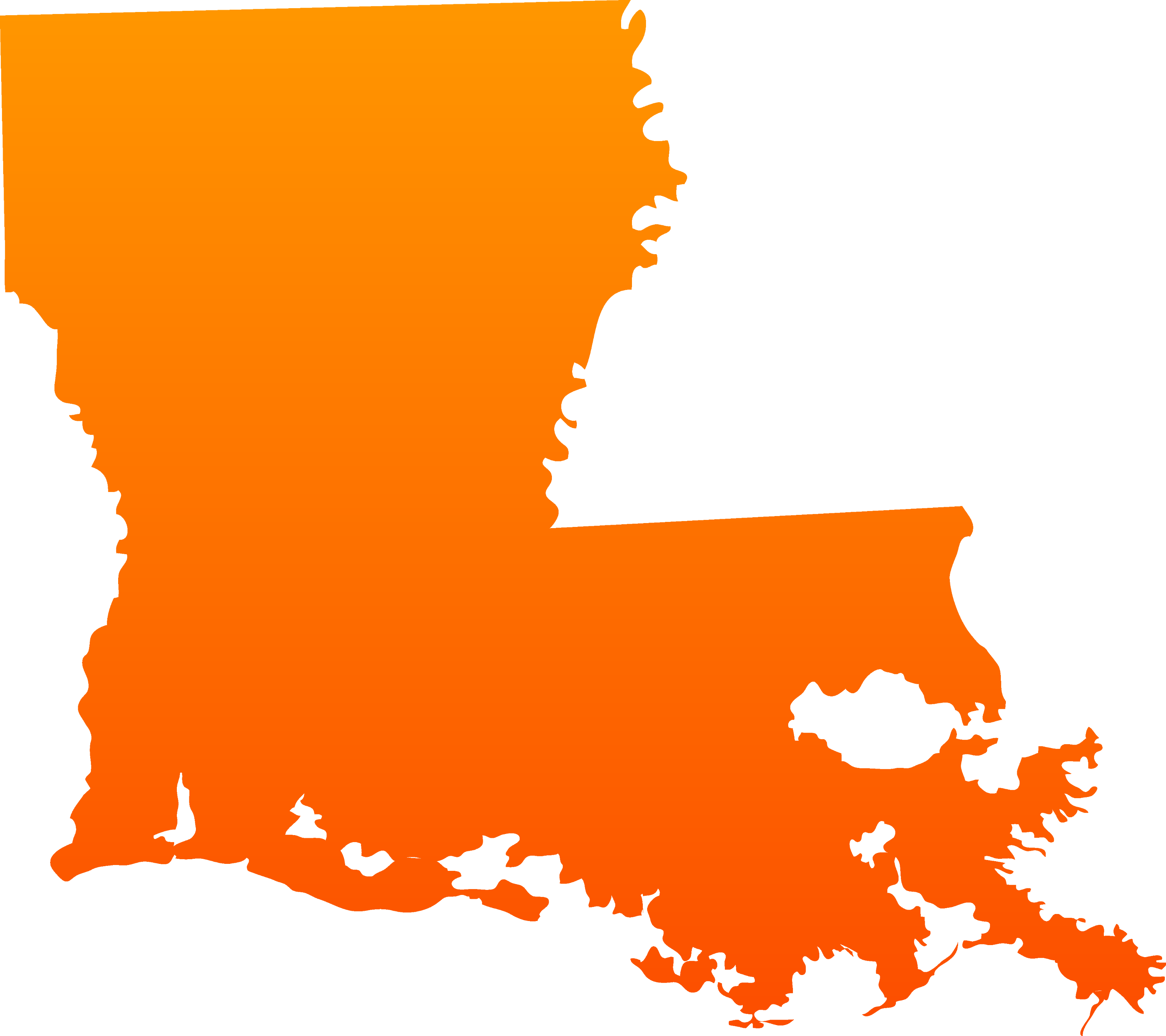 Louisiana State Design - Free Clip Art
