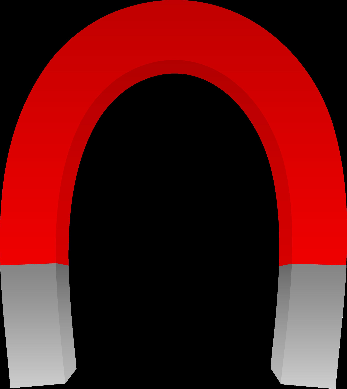 big red magnet free clip art
