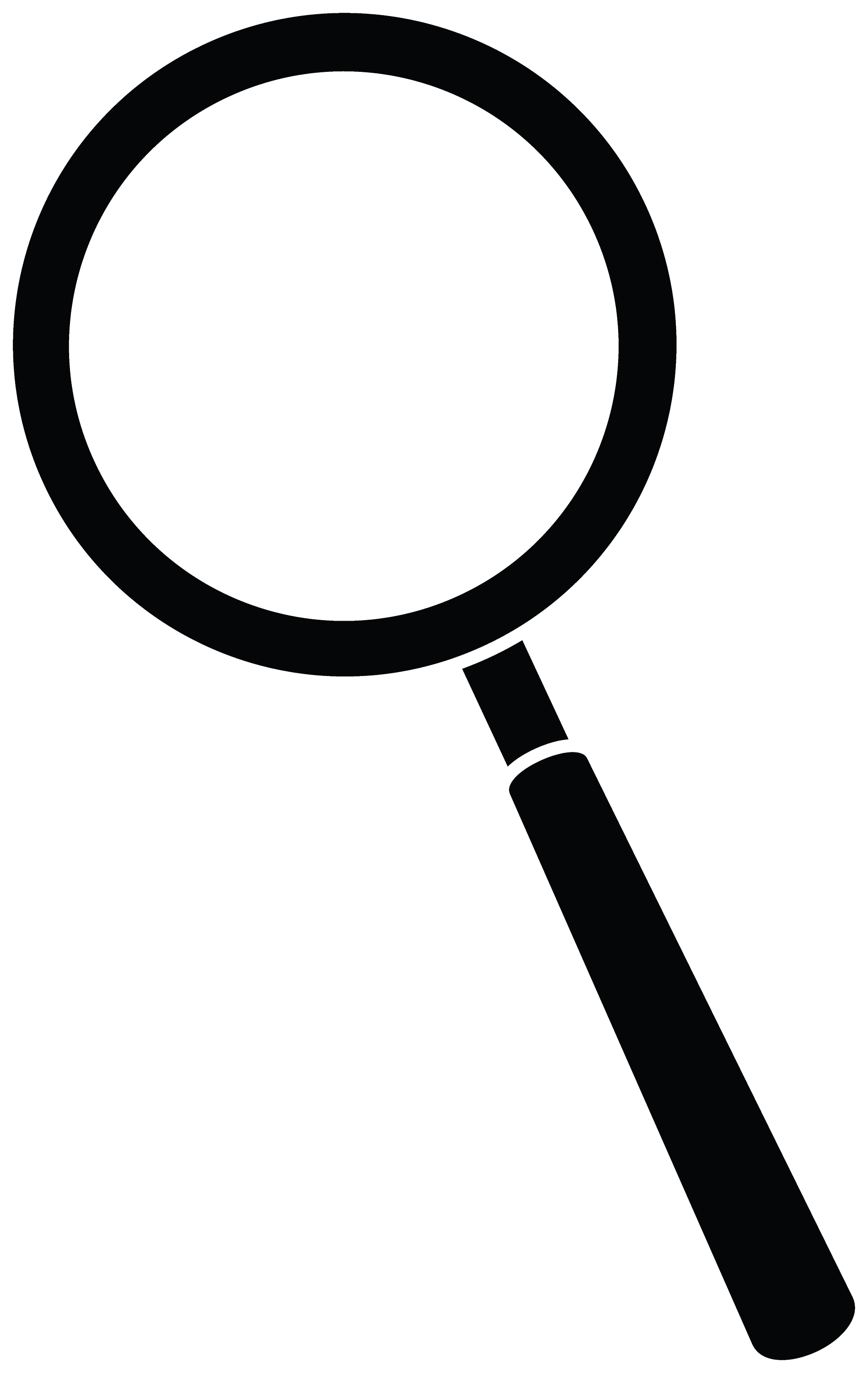 Magnifying glass silhouette free clip art magnifying glass silhouette voltagebd Gallery