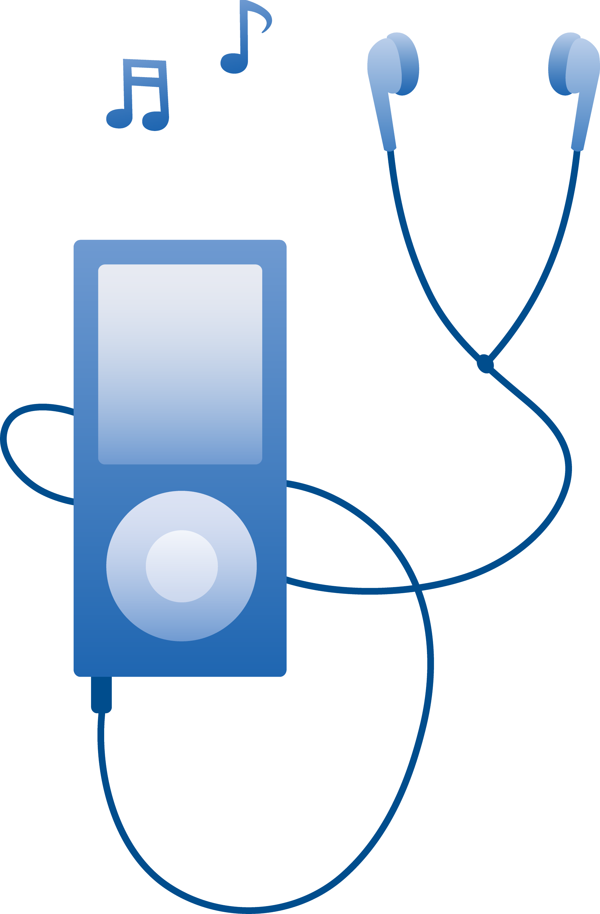 blue mp3 player playing music free clip art rh sweetclipart com  play music clipart