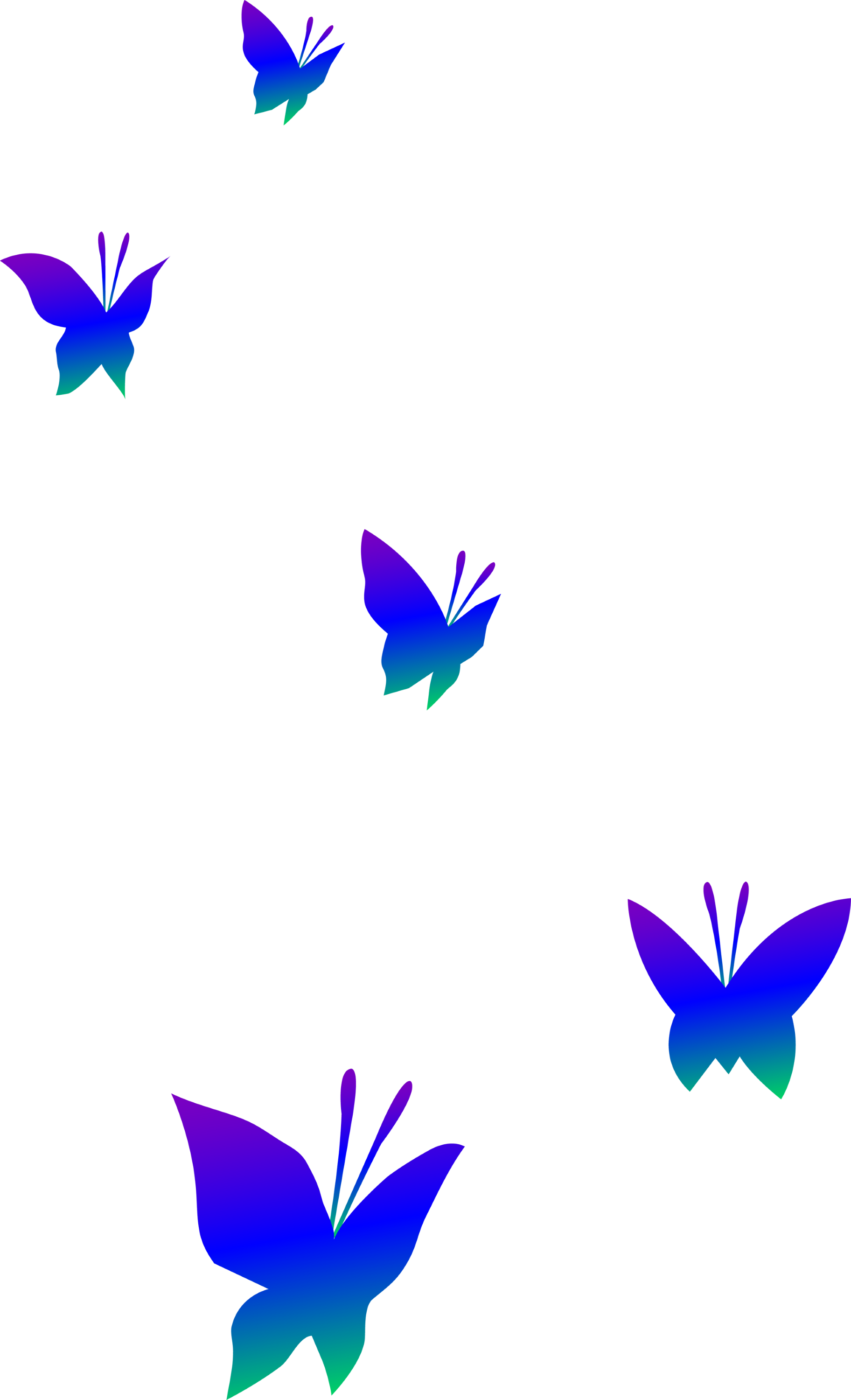 cliparts of butterfly - photo #25