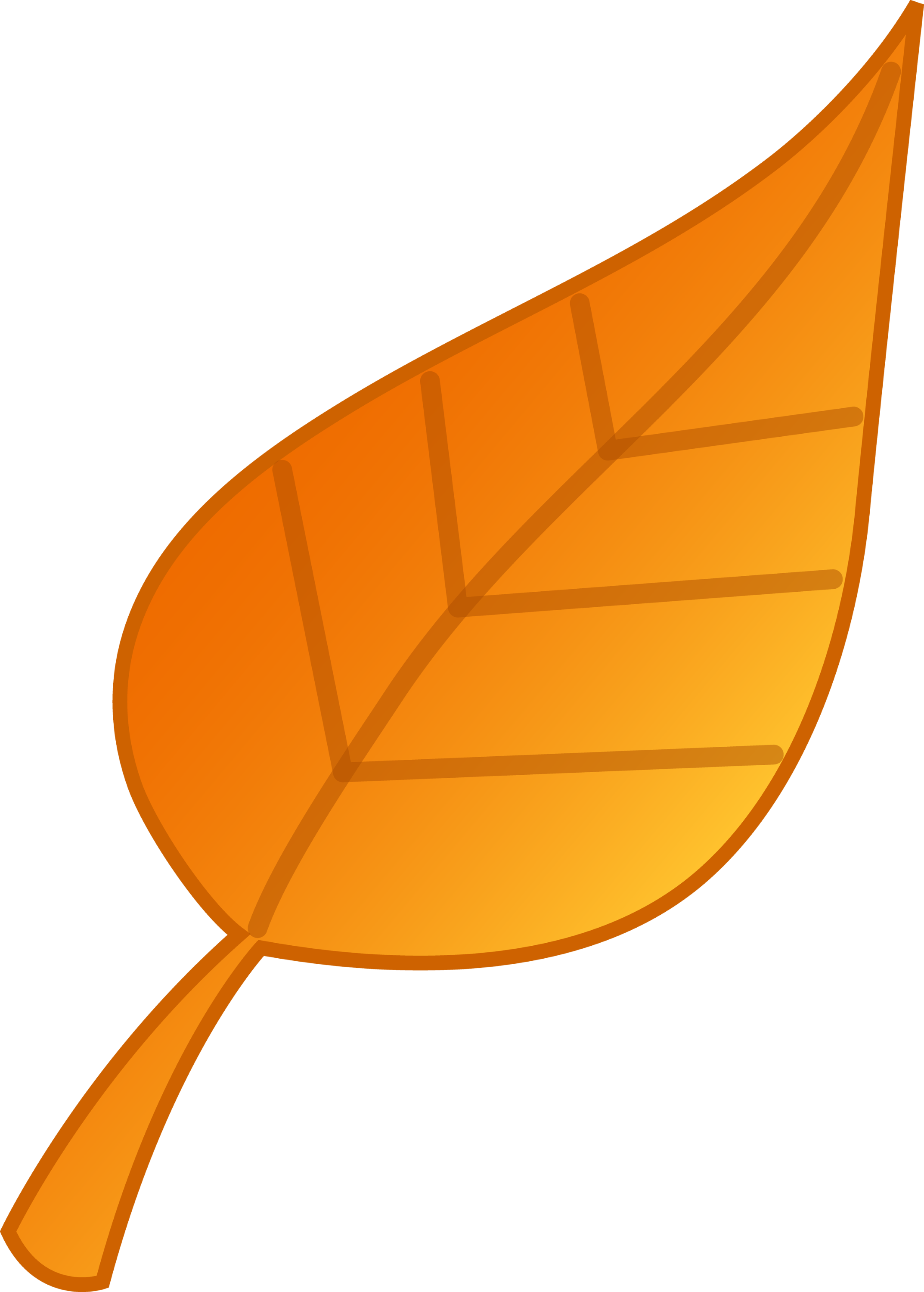clipart leaves - photo #48