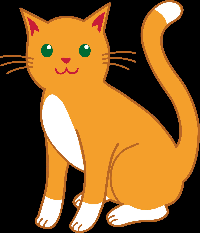 cartoon kitten clipart - photo #31