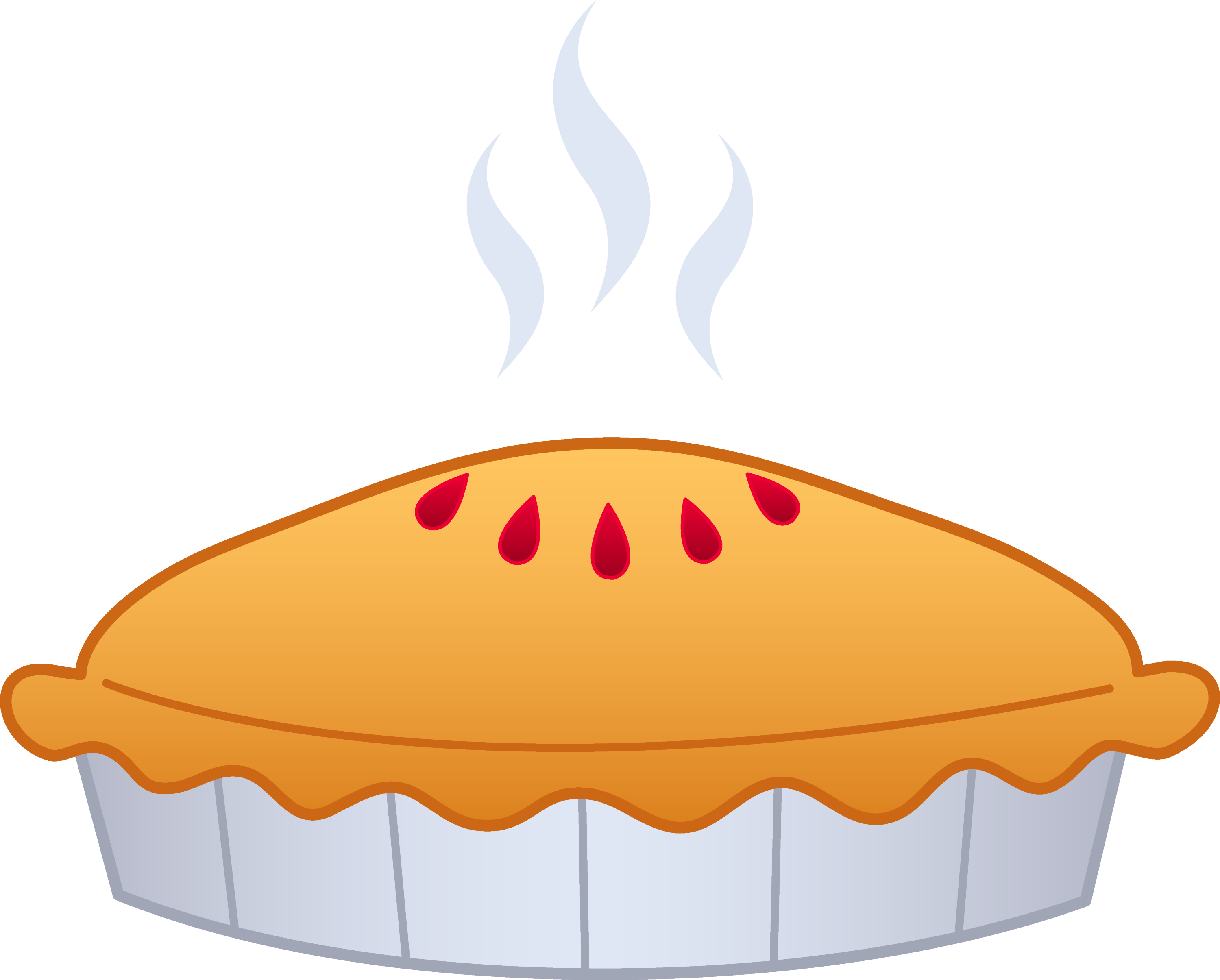 Clipart Cakes And Pies : Delicious Pie Clip Art - Free Clip Art