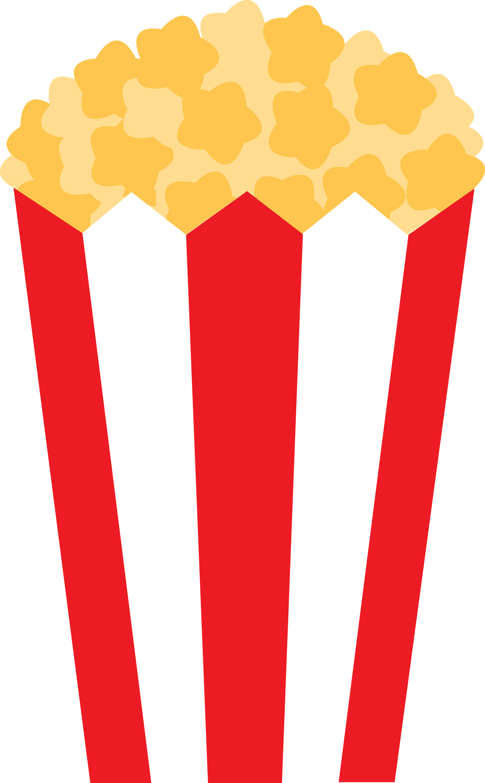 Popcorn Kernels Clipart