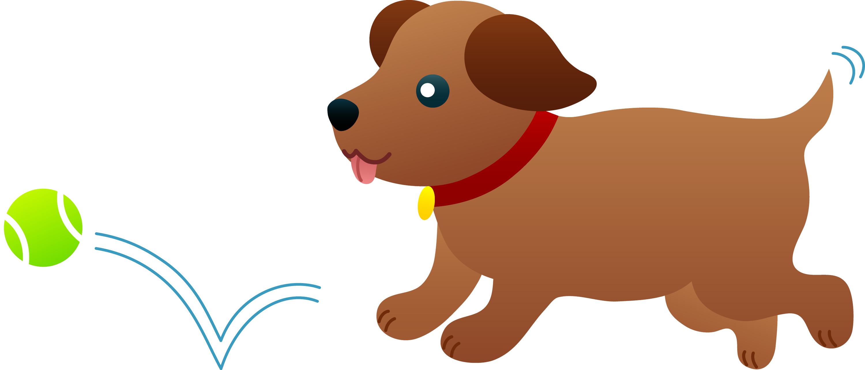 Dog ball clip art - photo#10