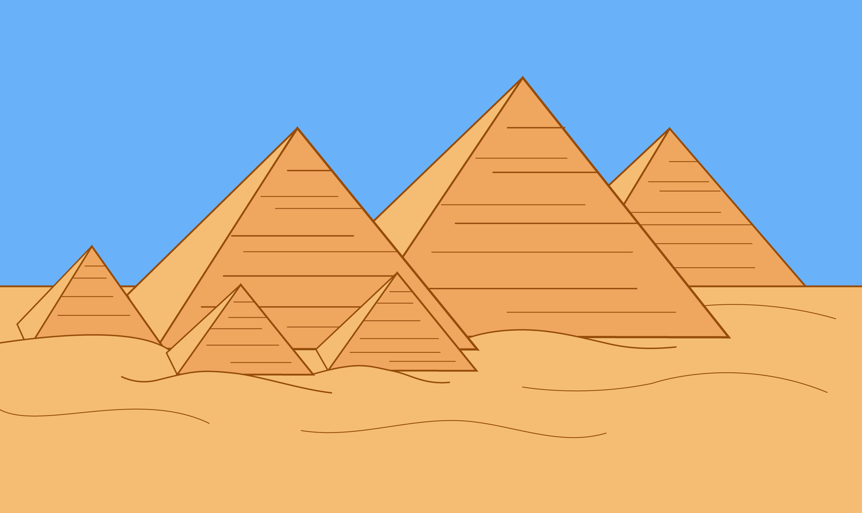 Image result for the pyramids cartoon