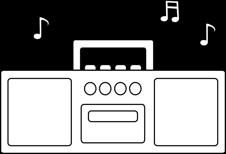 simple radio line free clip